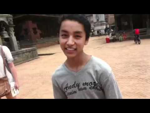 World's Cutest Tour Guide – Bhaktapur (Nepal)