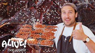 Brad and Matty Matheson Make Fish Tacos   It's Alive   Bon Appétit width=