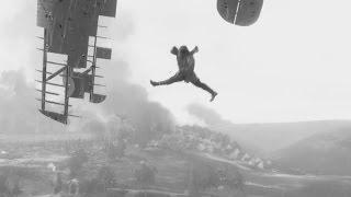 Battlefield 1 - Plane Mario Jump