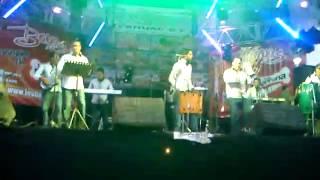 Grupo Estrellas de German Pacheco  cumbia de los cantantes