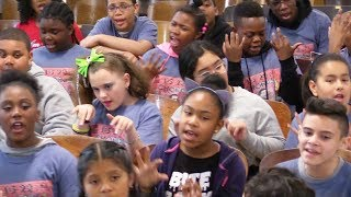 """PS22 Chorus """"Whatever It Takes (Believer)"""" Imagine Dragons"""