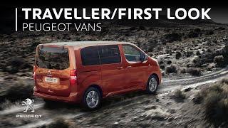 First Look - Peugeot Traveller | Peugeot vans