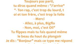 Bigflo et Oli - Quand Même Paroles