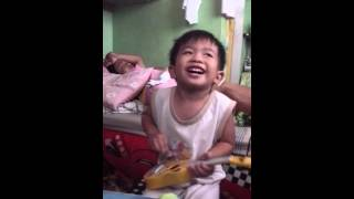 Wag ka nang umiyak - gary v (cover by Rhys Kirby)