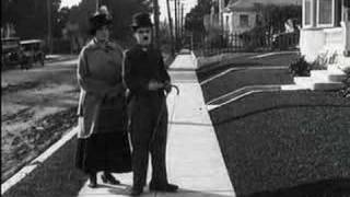 """Charlie Chaplin in """"Payday"""""""