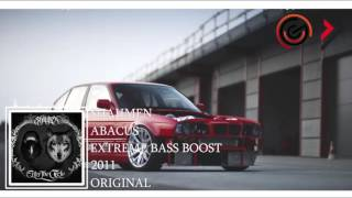 Shahmen - Abacus (EXTREME BASS BOOST)