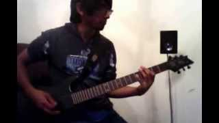 Nightwish - Amaranth (Guitar Cover by Yahel Melendez)