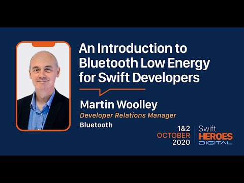 An Introduction to Bluetooth Low Energy for Swift Developers