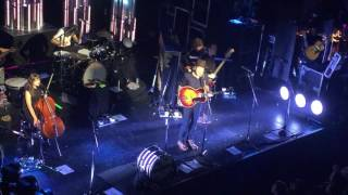 Cleopatra (The Lumineers Live at Leeds O2 Academy October 24, 2016)