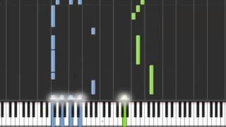 G-DRAGON - BLACK feat. JENNIE KIM Piano Cover ( Sheet Music + MP3 )