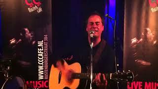 Mick Wilson ( 10cc ) 'I'm not in Love', CC Muziekcafé, Amsterdam