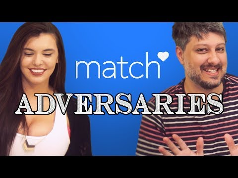 "Match.com ""Lots of Questions"" Kid Date Commercial 