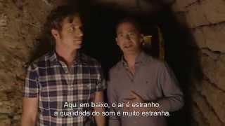 """""""O Reflexo do Medo"""" - Clip """"Nos Bastidores"""" (Portugal)"""