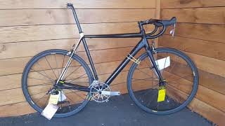 Cannondale CAAD12 Black Inc Frame and Fork Weight Plus Sub 6kg Build!