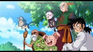 Dragon Ball Super theme ENGLISH DUBBED