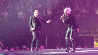 Girls Just Wanna Have Fun - Brendon Urie duet w/ Cyndi Lauper (Live)