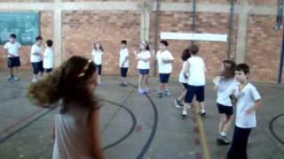 Dança Circular Carlos Rodrigues - Paideia - Bebedouro - Shetland