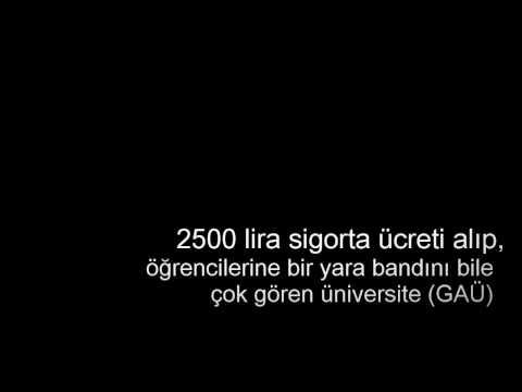 Girne Amerikan Üniversitesi'nde Yüzde 100 Burs Tuzağı (GAÜ Öğrenci Dayanışma Platformu)