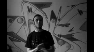 Dead Ott - Slave 2012 freestyle (over Black Moon)