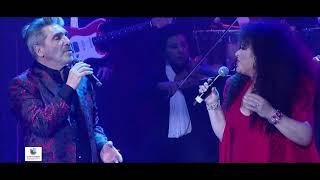 Amanda Miguel y Diego Verdaguer en Kansas City 10 de Julio del 2021