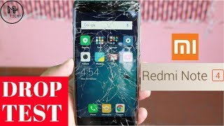 [ Hindi ] Xiaomi Redmi Note 4 - Drop Test | 6 Ft. Drop Test