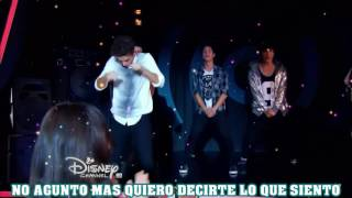 Soy luna open music chicas vs chicos full hd
