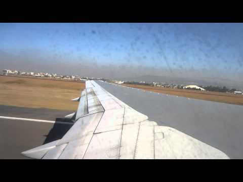 Departing Addis Ababa for Johannesburg, South Africa – November 2011