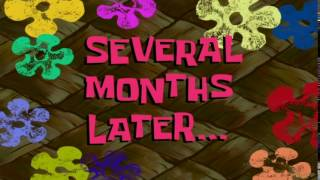 Several Months Later... | SpongeBob Time Card #76