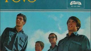 """Os Charruas - """"Povo"""" do disco EP com o mesmo titulo (1968)"""