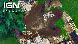 Fortnite Fans Discover Dinosaur Print, Secret Battle Token - IGN News