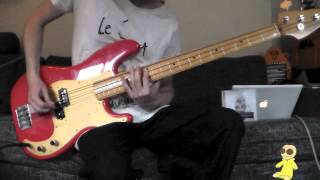Linkin Park - In My Remains (Bass Cover)