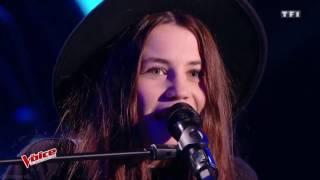 London Grammar Vs Claire Gautier (The Voice) Vs Kavinsky - Nightcall  / Vs Drive / Mashup