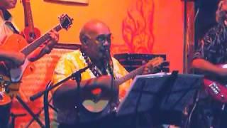 Uncle Henry Kamae singing Akaka Falls at Hulaville