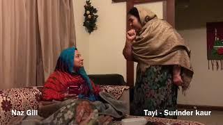 Tiyaan Da Mela | Mr Sammy Naz | Punjabi Fuuny Video | Tayi Surinder Kaur