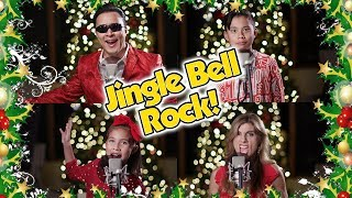 JINGLE BELL ROCK with The Tube Family Singers!!! Christmas Cover!