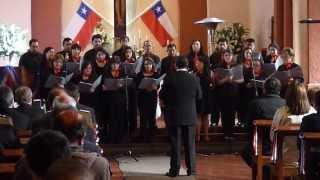 Cantando en La Unión...