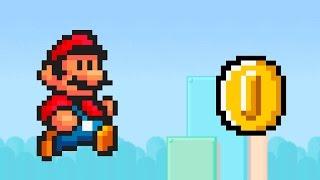 Animação - Mario e a moeda