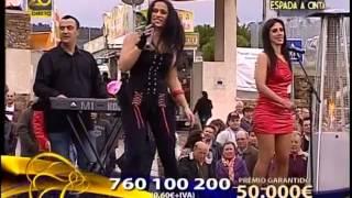 Cristiana Pereira - É tão bom ser tua  (Festas Amendoeiras em Flor)