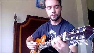 Tame Impala - Let It Happen (acoustic cover)