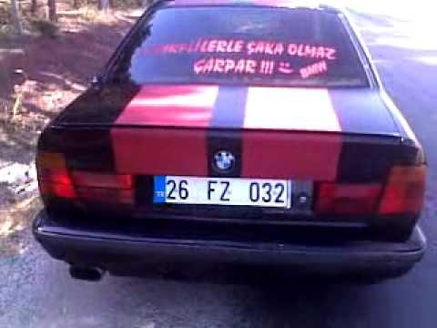 3 harflilerle şaka olmaz çarpar BMW :):):)