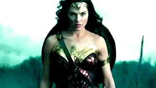 Wonder Woman Trailer 2017 Movie - Final Official