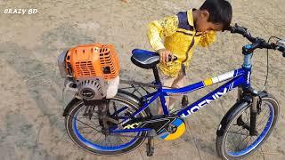How to Make 80cc Bike from Old Bike width=