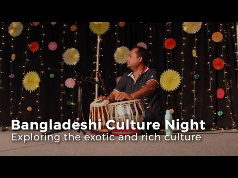 Ohio University's Bangladeshi Student Association, or BSA, and the International Student Union, or ISU, sponsored the first-ever Bangladeshi Cultural Night in Baker Ballroom on Sunday, October 20, 2019.  Video by Aaron Bryan Edited by Emily Doll  Visit our website: https://www.thepostathens.com/  Find us on social media: Instagram: https://www.instagram.com/thepostathens/  Twitter: https://twitter.com/ThePost  Facebook: https://www.facebook.com/ThePostAthens