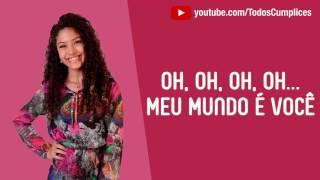 Graciely Junqueira - Meu mundo é você (LETRA)