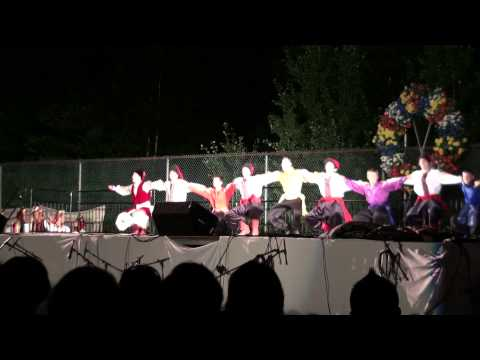 "The Selo(Село) Ukrainian Dancers (Manitoba) – performing ""Disco – Діско"""