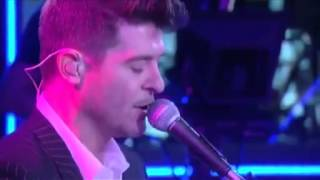 Robin Thicke -  I Love It (Icona Pop's Cover)