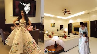Excellent Aishwarya Rai Bachchan House Inside Room U Outside View Photos  With Family Members With Amitabh Bachchan House Image