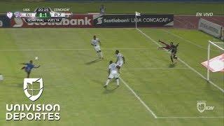 Plaza Amador se pone 1-0 sobre Olimpia y mantiene su esperanza de remontar