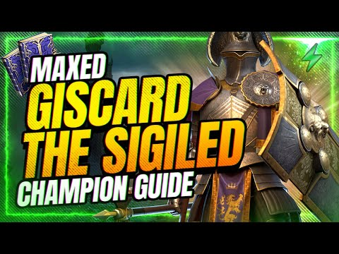 Is Giscard Worth the HYPE?! | RAID Shadow Legends