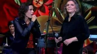 Angela Ro Ro e Zélia Duncan - Agito e uso